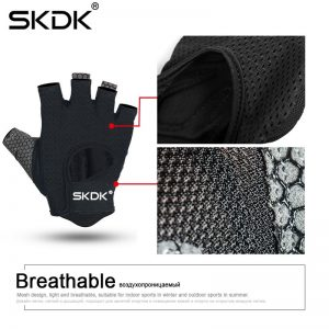 Fitness Weight Lifting Gloves Weight Training Gloves Gym Gloves Weightlifting Workout Dumbbell Crossfit Bodybuilding Accessories